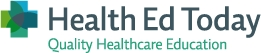 Health Ed Today Logo